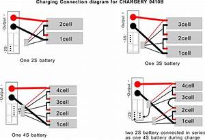 Chargery Model Power  Specially Design The Balance Charger