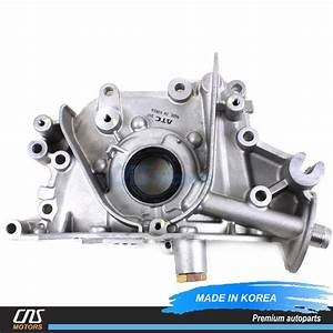 New Engine Oil Pump Fits 06