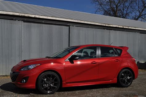 2013 Mazdaspeed3 Road Test And Review Autobytelcom