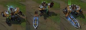 Steel Legion Garen - Skin for SALE! - Get it NOW