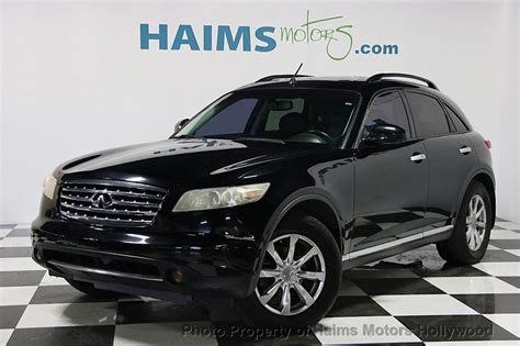 Infiniti Photo by 2007 Used Infiniti Fx35 4dr 2wd At Haims Motors Serving