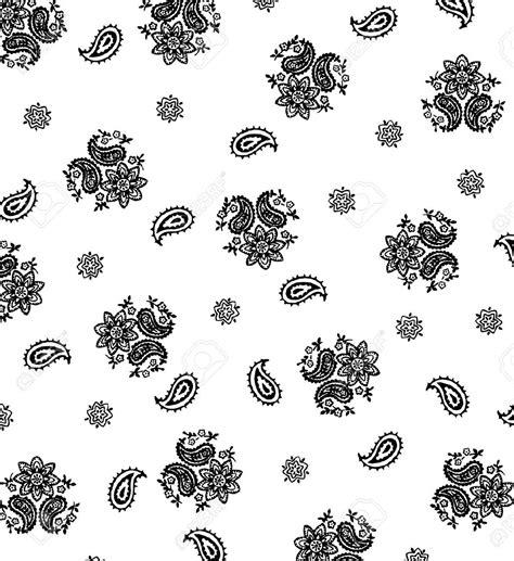 bandana stock vector paisley pattern  clip art