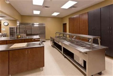 Is a commercial kitchen right for your church?   Church