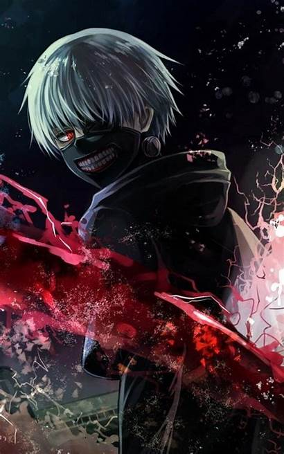 Ghoul Tokyo 4k Wallpapers Anime Android Pc