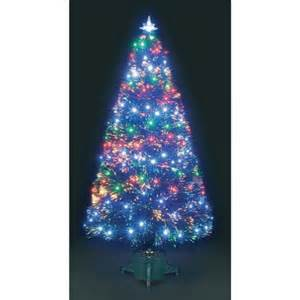 buy 6ft galaxy multi colour fibre optic christmas tree with leds from our christmas trees range