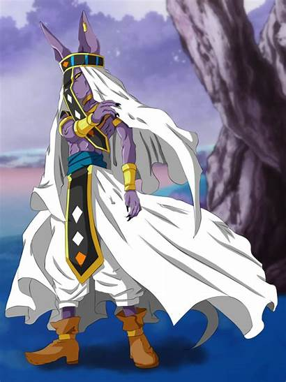 Beerus Destruction God Universe Deviantart Dragon Ball