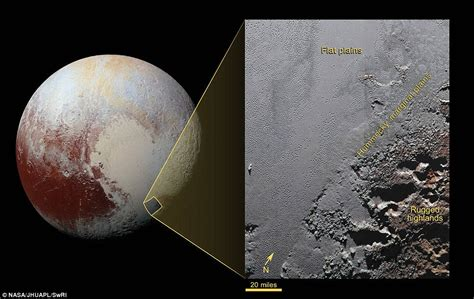 Nasa Reveals Pluto Images Taken From New Horizons