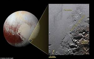 Nasa reveals Pluto images taken from New Horizons ...