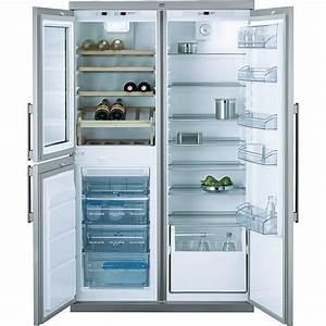 Refrigerateur Congelateur Americain : frigidaire congelateur americain choix d 39 lectrom nager ~ Premium-room.com Idées de Décoration