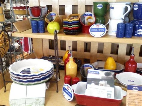 Classic Emile Henry Ceramic Bakeware, Fun And Functional