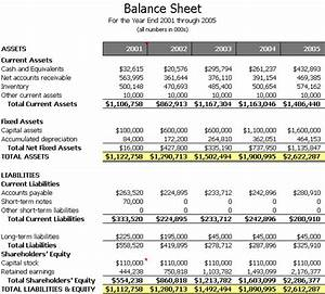 17 balance sheet templates excel pdf formats With corporate balance sheet template