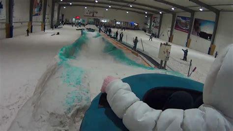 Snow Tubing at Snowplanet - YouTube