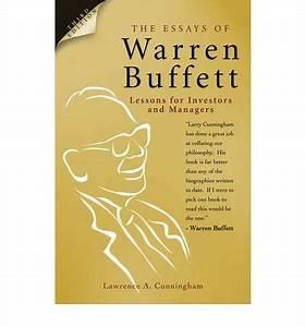 the essays of warren buffett lawrence a cunningham With letters of warren buffett book
