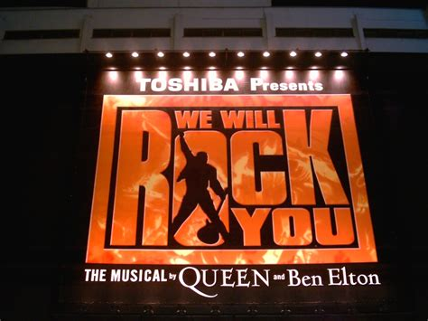 We Will Rock You (musical)