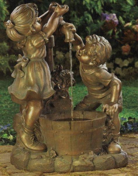 cadre déco chambre bébé une fontaine de jardin design quelques idées en photos