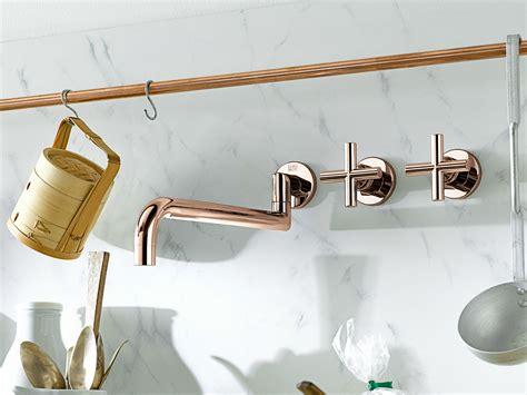 rubinetto da cucina rubinetto da cucina a 3 fori a muro 36 817 892 collezione