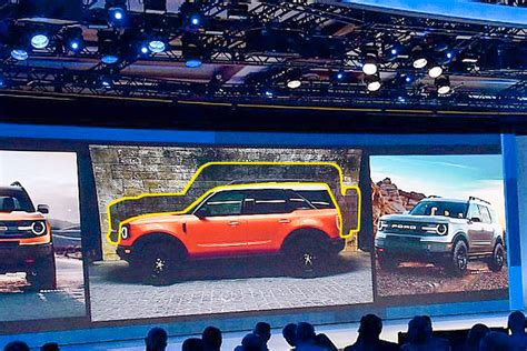 2019 Mini Bronco by Leaked Images Show Possible 2020 Ford Mini Bronco