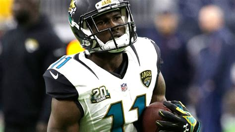 Jaguars OC: Marqise Lee is 'the albino tiger at the zoo'