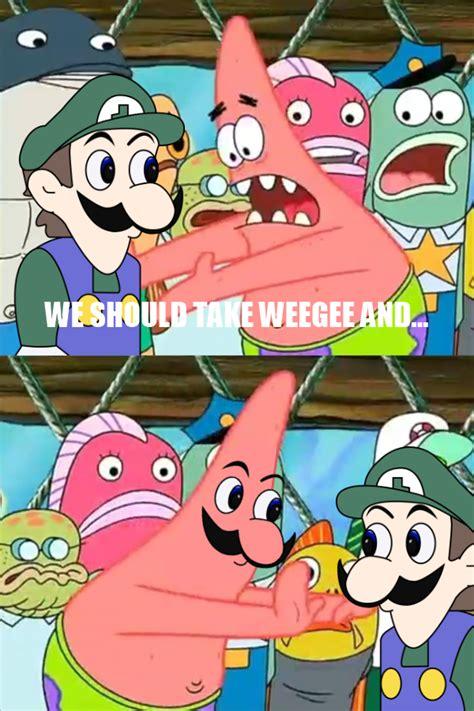 weegee  push