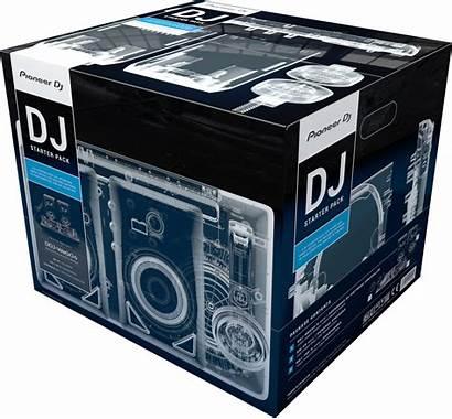 Dj Starter Pack Box Pioneer Djs Beginner