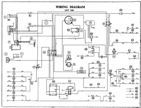 Delco Wire Alternator Installation Ford Wiring