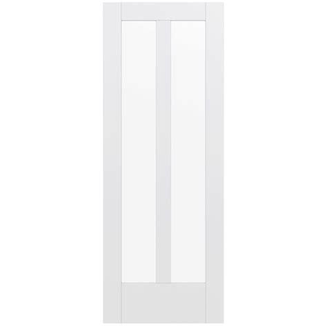 home depot glass interior doors jeld wen 32 in x 80 in moda primed pmc1024 solid
