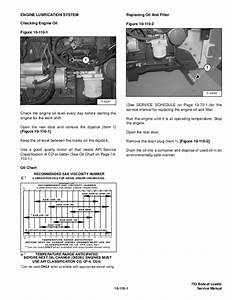 Bobcat 753 Skid Steer Loader Service Repair Manual  Sn