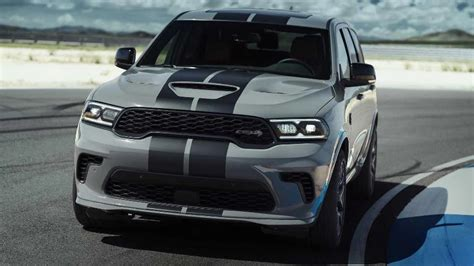 I went through every single step of this process with the 2020 dodge durango srt. How much is the world's fastest SUV, the Dodge Durango SRT ...