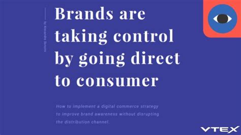 Brands Are Taking Control By Going Direct
