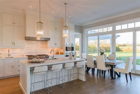 white kitchens with islands 57 luxury kitchen island designs pictures designing idea 1429