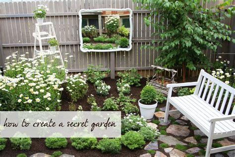 how to create a garden the final secret garden post not just a housewife