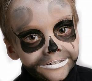 Maquillage Squelette Facile : tutoriel maquillage de squelette blog jour de f te ~ Dode.kayakingforconservation.com Idées de Décoration