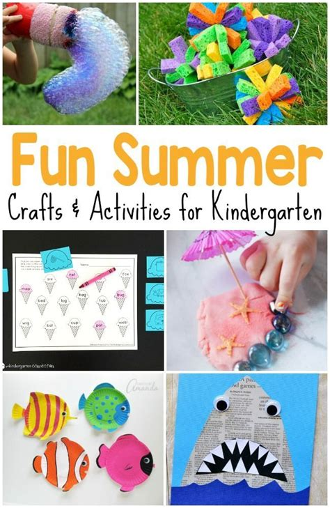 5980 best images about kindergarten holidays amp crafts on 378 | 07ef0ff764e6f7310683992ae7a4e50d craft activities summer activities