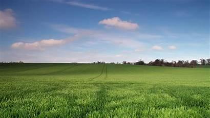 Field Background Backgrounds Desktop Fields Scenery Mountain