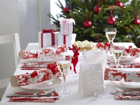 decoration table de noel et blanc d 233 coration de table de no 235 l pour une atmosph 232 re magique