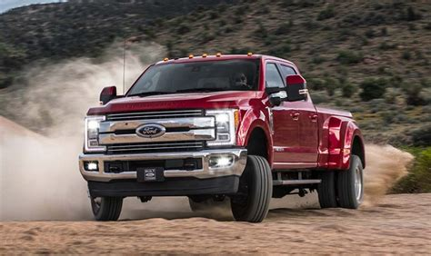 new truck models 2018 ford diesel f350 new car release date and review