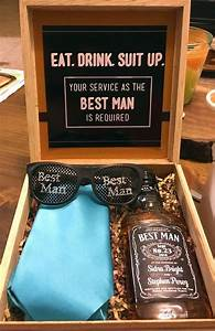 top 12 groomsmen gift ideas we love oh best day ever With wedding gifts from the best man