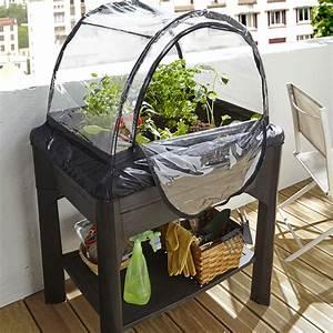 Mini Serre De Balcon : serre pour balcon toutes nos solutions marie claire ~ Premium-room.com Idées de Décoration
