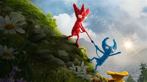 Unravel Wallpaper by Unravel 2 Review