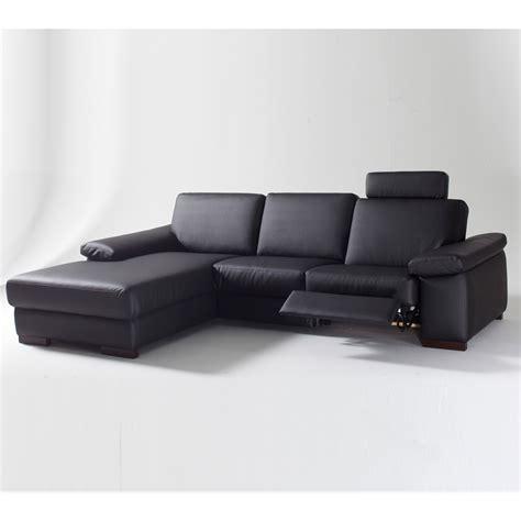 canapé d angle bultex canapé d 39 angle gauche 1 place relaxation électrique