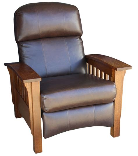 361 mission recliner ohio hardwood furniture