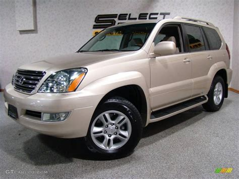 metallic lexus 2007 savannah beige metallic lexus gx 470 24436468