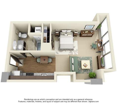 studio layout  apartment floor plans studio