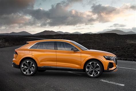 Audi Truck by Audi Shows Range With Q8 Sport Concept At Geneva Motor