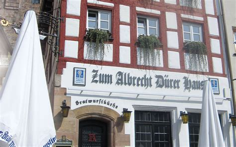 Albrecht Dürer Haus Nürnberg by Restaurant Zum Albrecht D 220 Rer Haus Restaurant Tradition