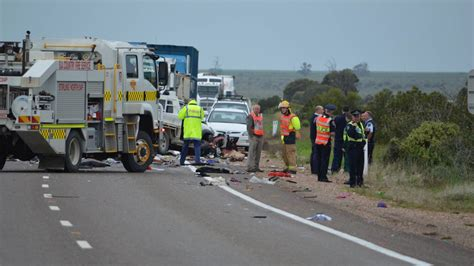 Two Dead In Crash Just South Of Port Augusta The
