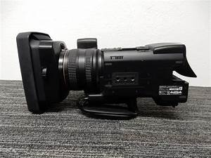 Sony FDR-AX1 Digital 4K Video Camera Recorder - Used | Allied Broadcast Group