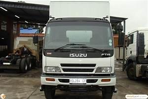 Atn Prestige Used U2122  U0026gt  Used 2008 Isuzu Ftr 800 Closed Body