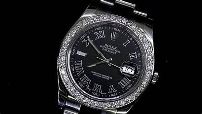 Rolex Diamond Bezel Winding Self Extra