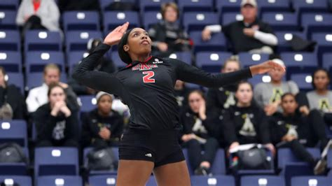A-State Volleyball Defeats No. 3 Coastal Carolina | KLEK ...